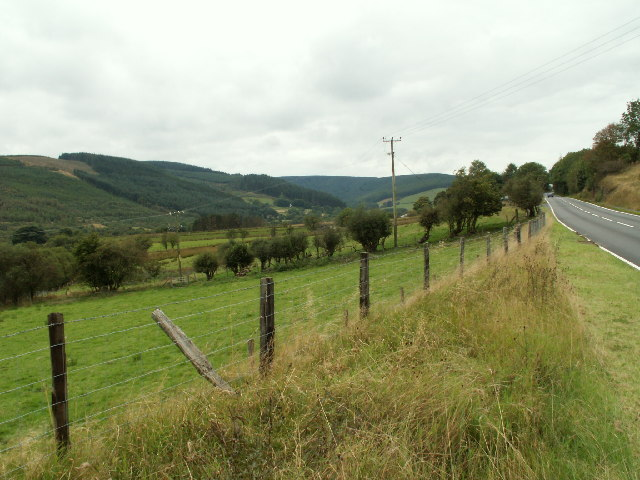 Wye valley and A44