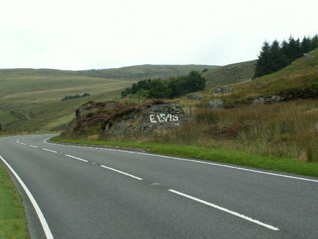 The 'Elvis Rock'