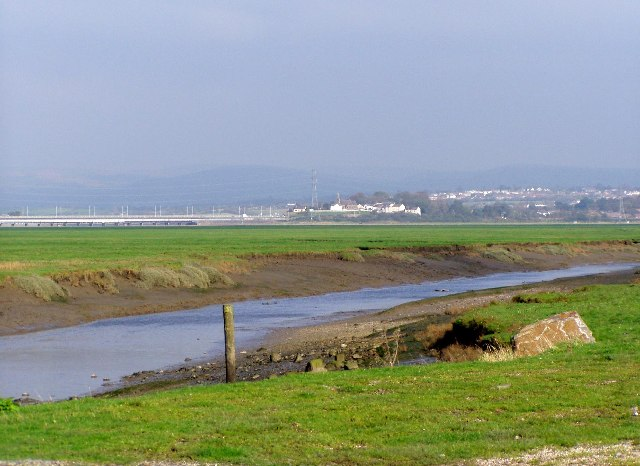 Burry Estuary near Penclawdd
