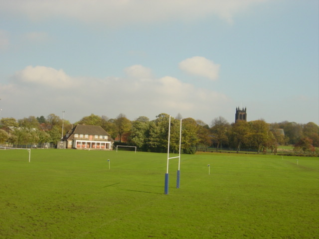 Geoffrey Hughes Memorial Ground
