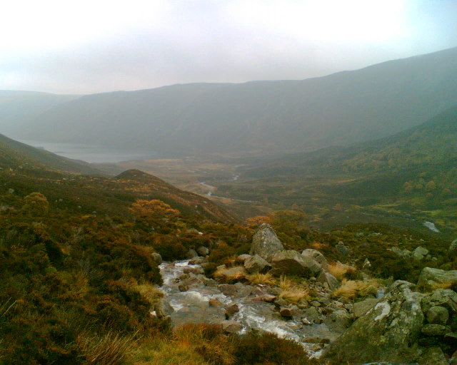 Head of Loch Muick