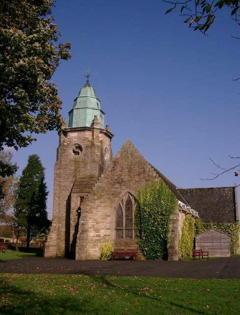 Drumclog Church