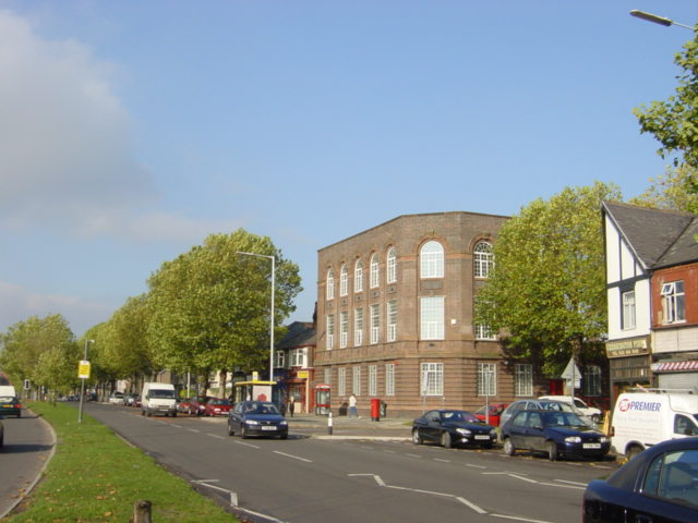 Garston Postal Sorting Office