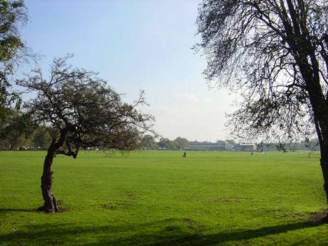 Long Lane Recreation Ground, Garston
