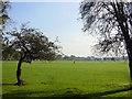 SJ4085 : Long Lane Recreation Ground, Garston by Sue Adair