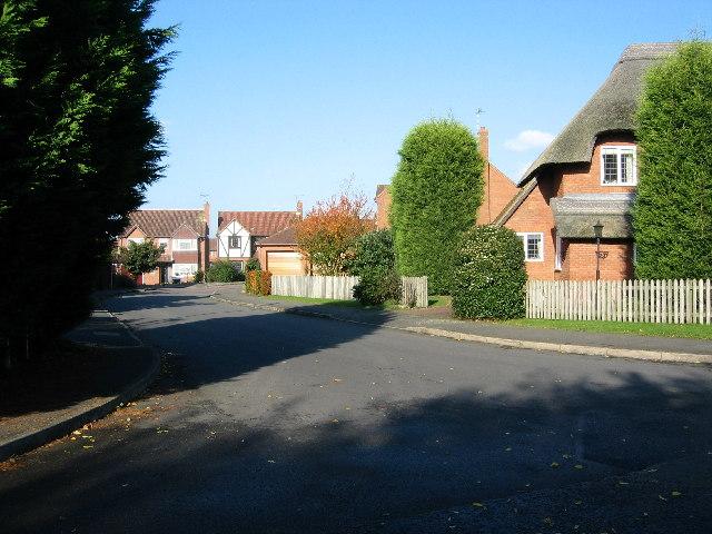 Hogarth Road, near Thurcaston