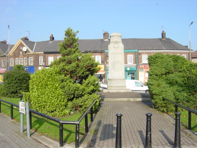 War Memorial, Garston