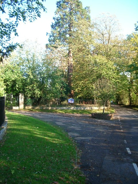Entrance to St Joseph's School