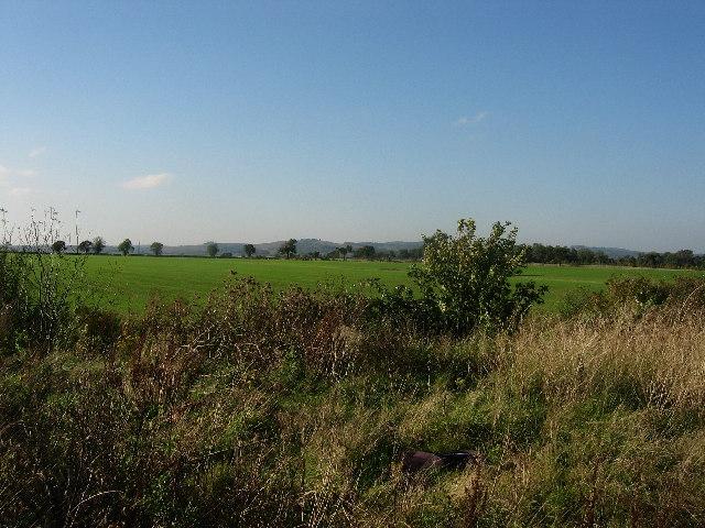 Farmland near Birstall, Leicester