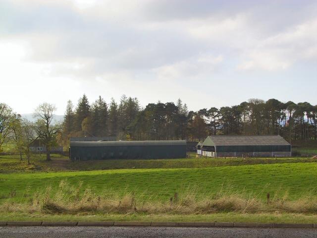Farm Buildings at Birkhill