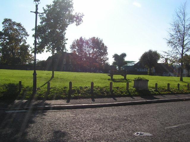 Village green, Horsmonden