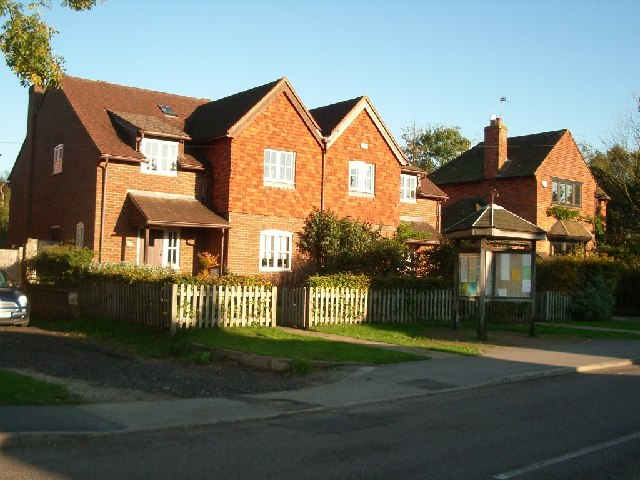 Houses in Ewhurst, by The Street
