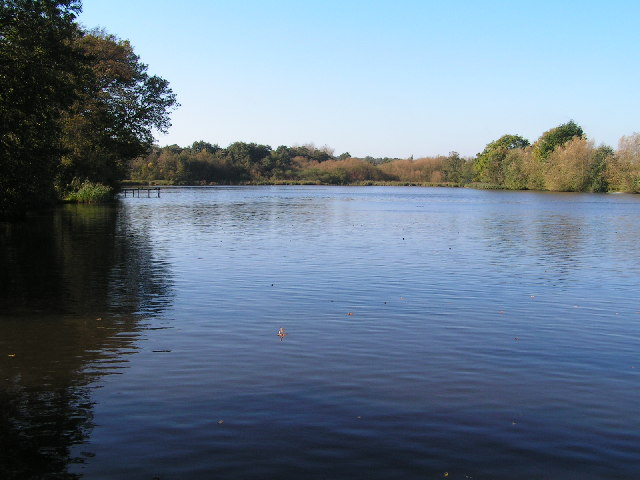 Furnace pond, near Horsmonden