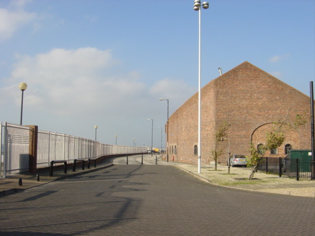 Brunswick Dock
