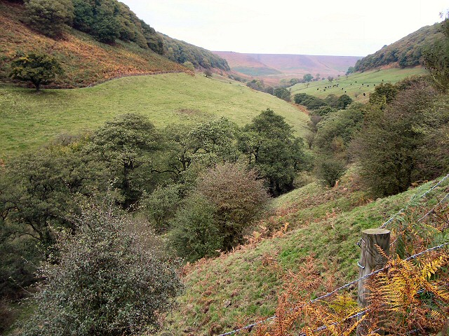 South of the Hole of Horcum