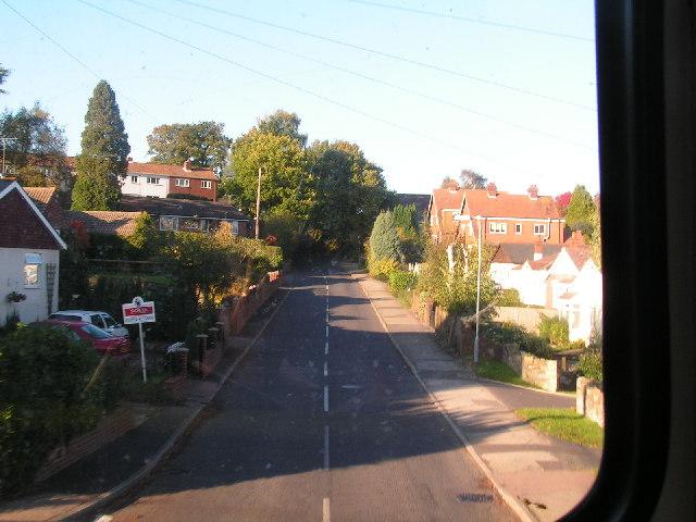 Henwood Green Road
