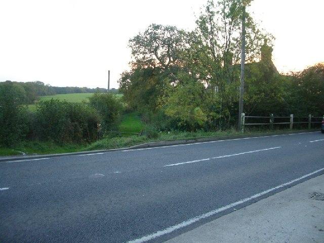 Beare Green Road, at Park Lodge