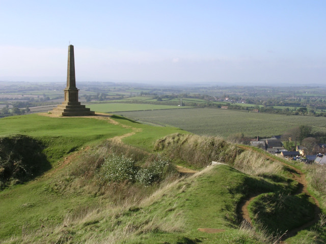 Stoke-sub-Hamdon war memorial, Hamdon Hill