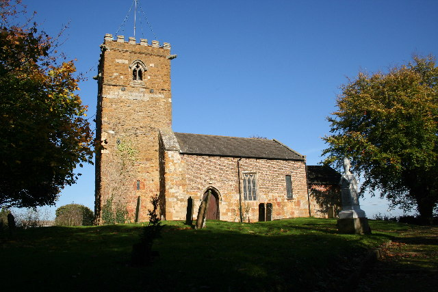 St.Peter's church, Holton le Clay. Lincs.