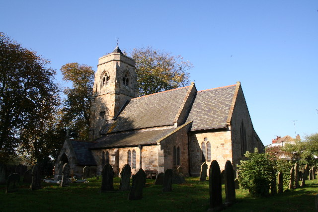 St.Nicholas' church, North Coates, Lincs.