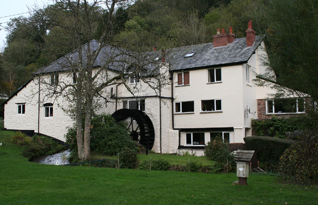 Exton: Bridgetown Mill