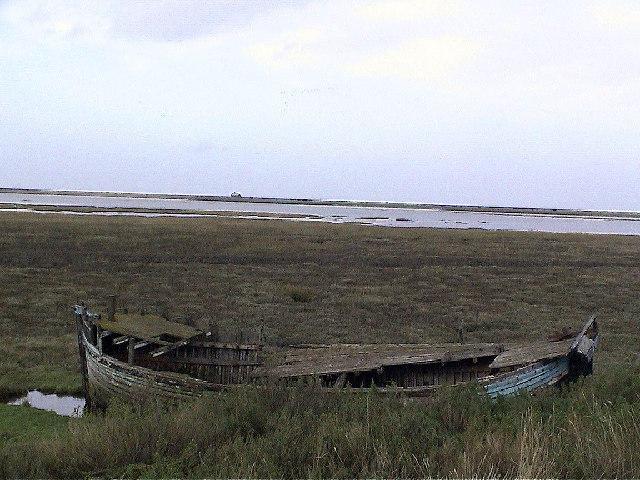 Boat in Bits