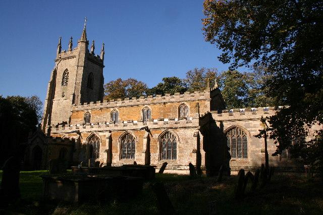 St.Mary's church, Marshchapel, Lincs.