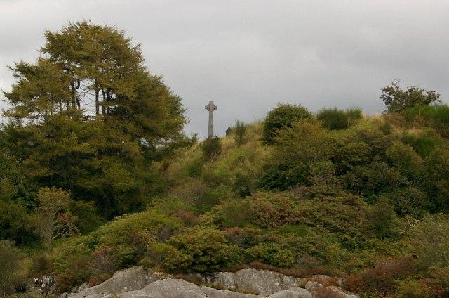 Eilean Fhianain, Loch Shiel