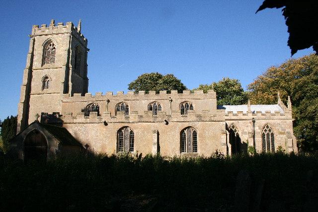 St.Clement's church, Grainthorpe. Lincs.