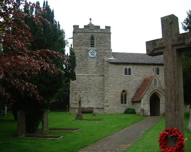 St Michael & All Angels Church, Finmere
