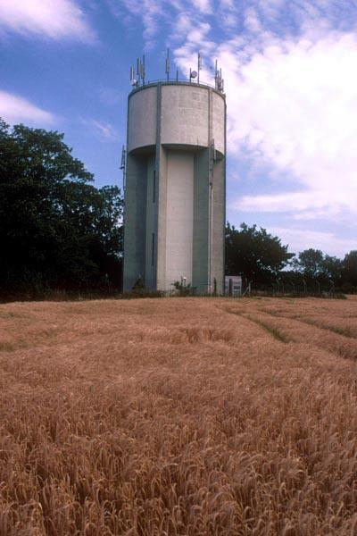 Pettistree water tower