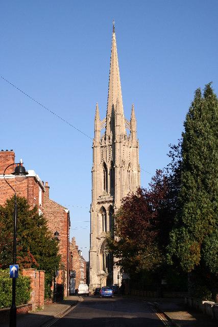 St.James' church, Louth, Lincs.