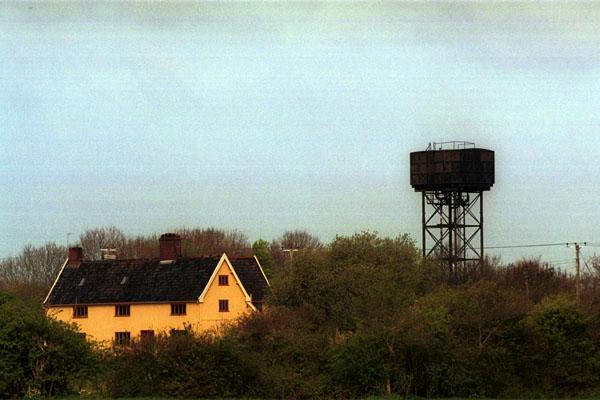 Metfield Water Tower