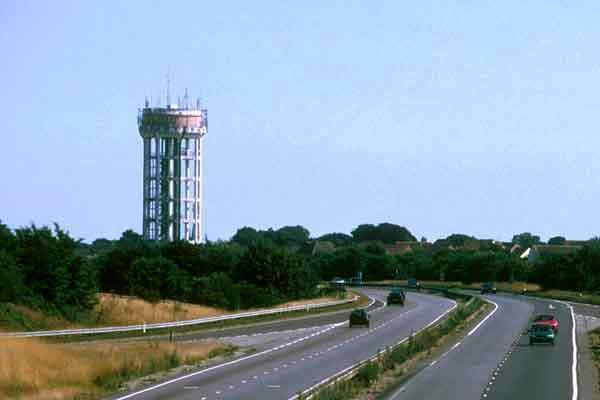 Spriteshall Lane Water Tower