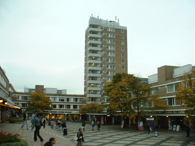 The Bowland Tower, Lancaster University