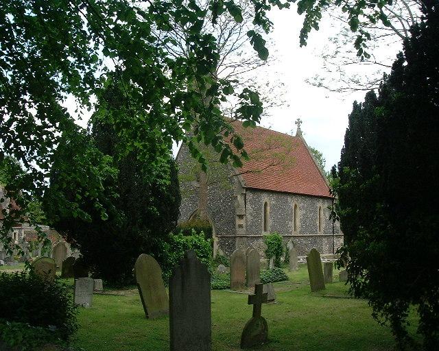 Chapel of Ease, Eton