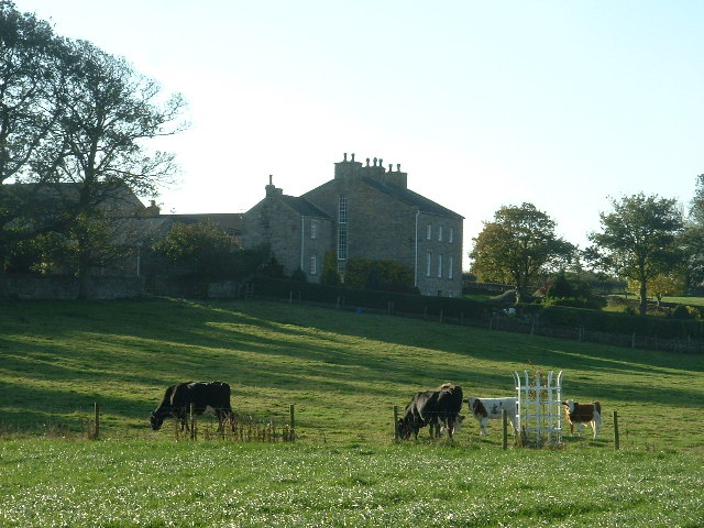Slyne Hall Farm