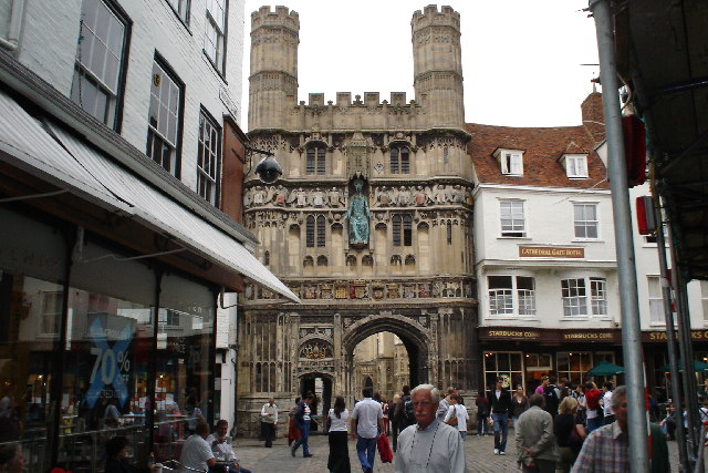 Cathedral Gate, Canterbury