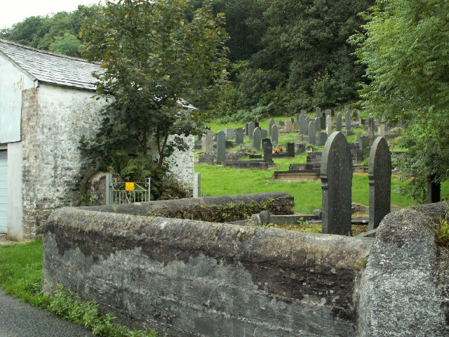 Aberffrwd cemetery