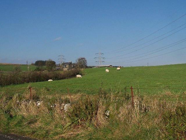 Auchentiber Farm
