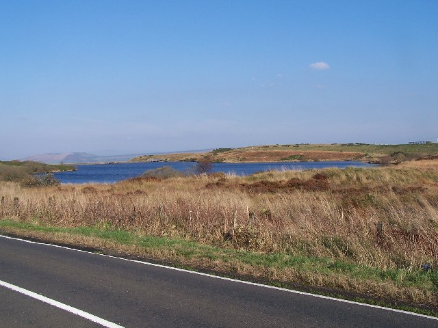 Knocknairshill Reservoir