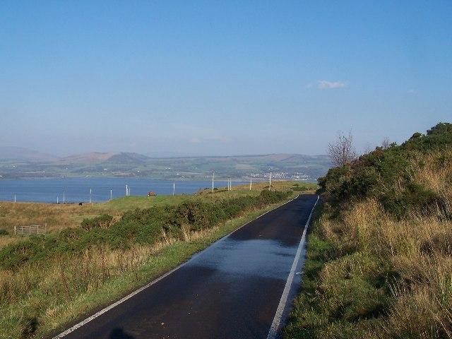 Dougliehill Road