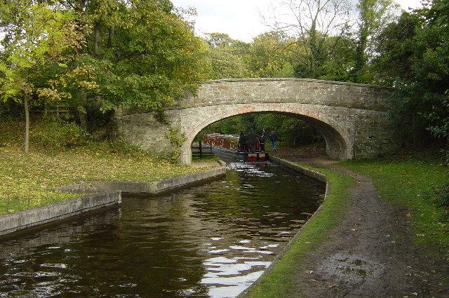Canal Bridge 35