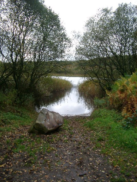 South end of Woodhall Loch