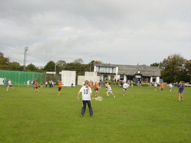 Lacrosse at Oxton Cricket Club
