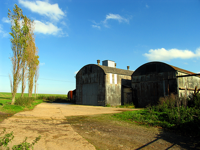 Barns near Chaddleworth