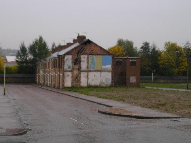 John Street (Remains of)