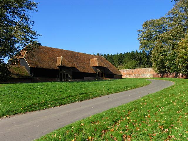 Woolley Barns near South Fawley