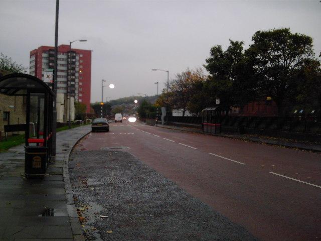 Sundeland Road (Facing East)
