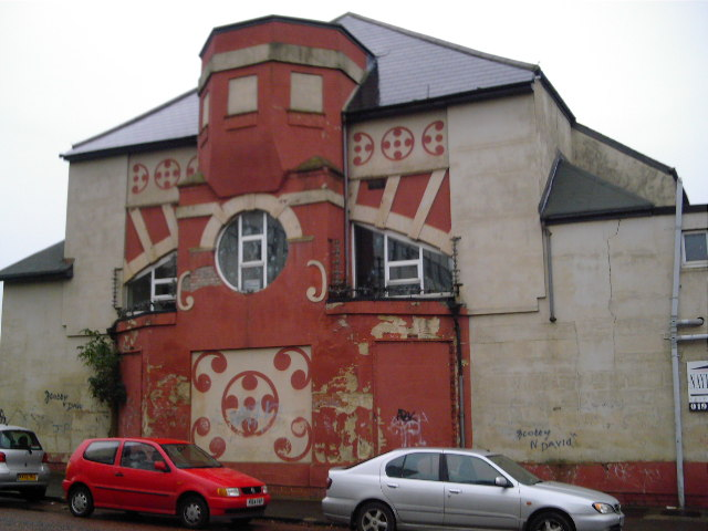Black's Picture House (Lindisfarne Drive)